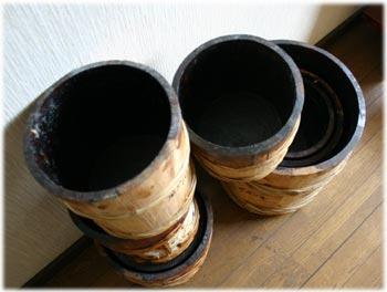 ウルシの樽2