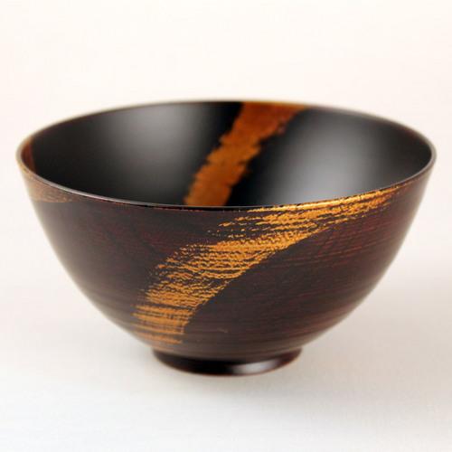 欅銀彩飯椀B_