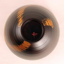 欅 飯椀(銀彩)B3