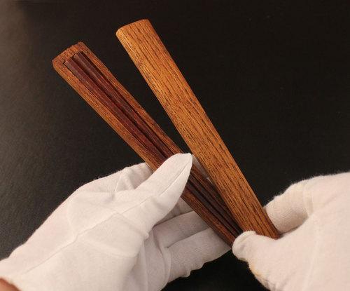 ウルシの木の箸箱6