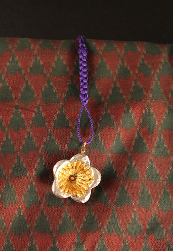 梅の帯飾り 国産漆 国産漆のうつわ専門店 和×和